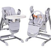Le-SPLITY-3-en-1-Chaise-Haute-Balancelle-transatToutes-options-MP3-chargeur-0