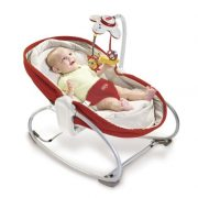 Tiny-Love-Transat-Balancelle-Rocker-Napper-3-en-1-Rouge-0-1