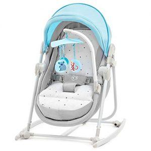Kinderkraft-Unimo-5-W-1-Balancelle-Berceau-Clair-Bleu-0